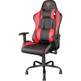 Cadeira Gaming Resto  Trust GXT707 Red/ Black