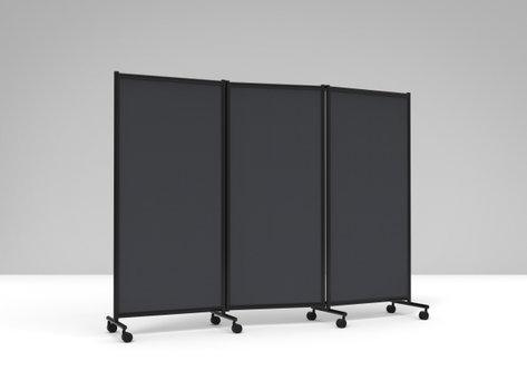 Biombo Cinza Escuro 2280x1705mm ONE Screen